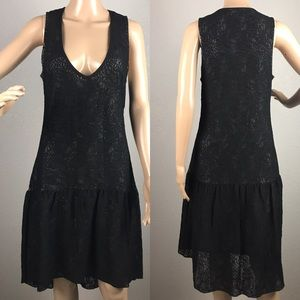 Sanctuary lace high low dress sz M